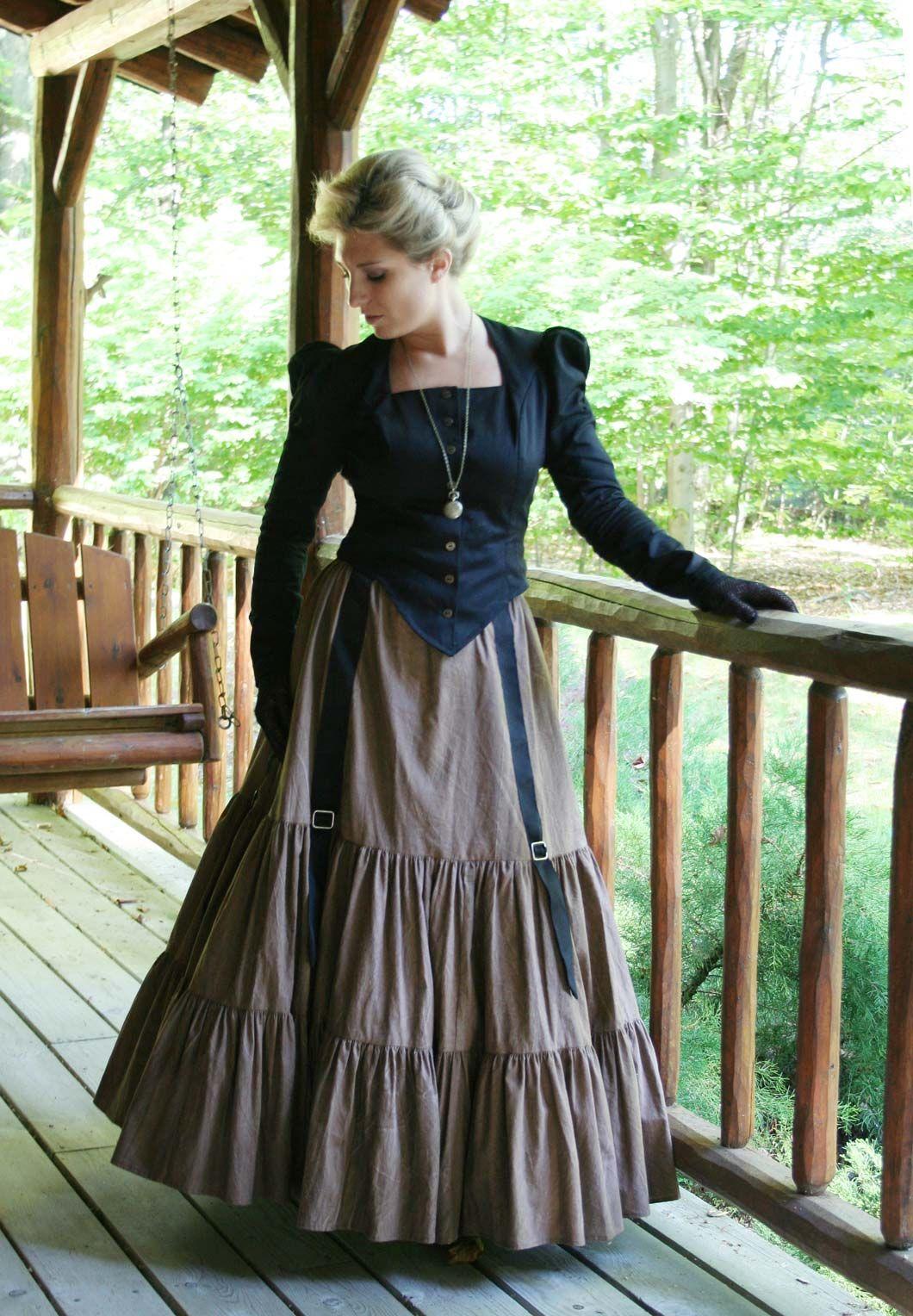 18+ Wild west dress ideas