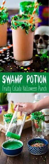 Potion Halloween Punch Swamp Potion Halloween Punch  The Only Wine Chart Youll Ever Need  I Love Wine Party Decorations  LED Sparkle Ribbon  PARTY SUPPLIES Wedding Decora...