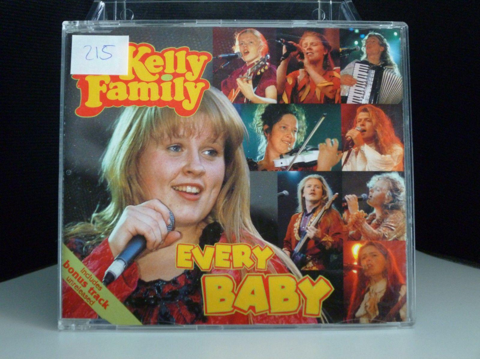 The Kelly Family Every Baby Maxi Single Cd Musik Dance Pop Rock Folk