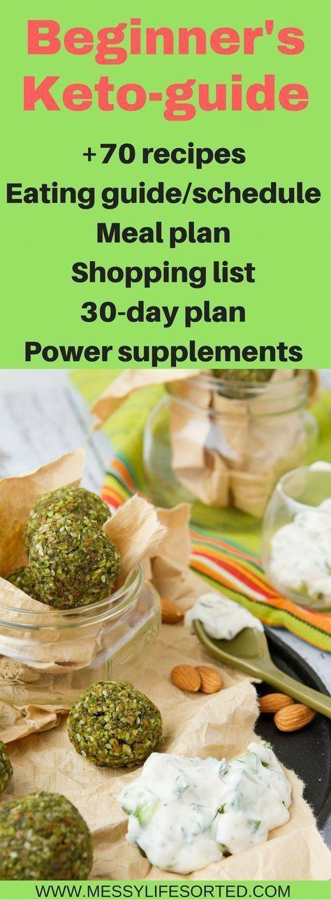 Keto Diet Meal Plan Healthline #KetoDietDailyMealPlan in ...