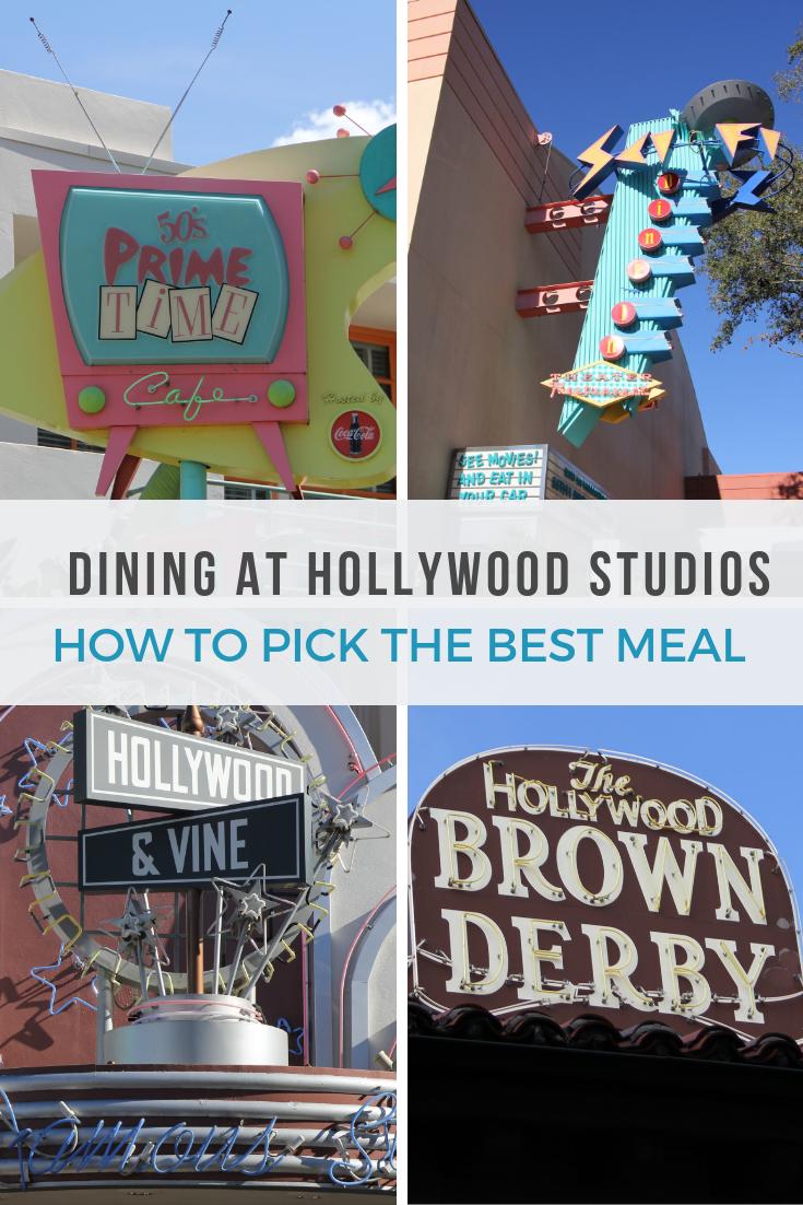 Best Hollywood Studios Restaurants Disney Trips And Tips