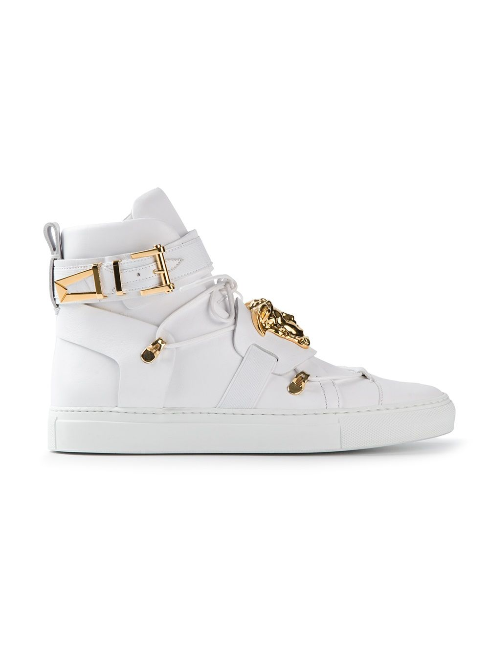 ec20b0ce0 Versace Medusa Hi-top Sneakers - Elite - Farfetch.com | Fashion at ...