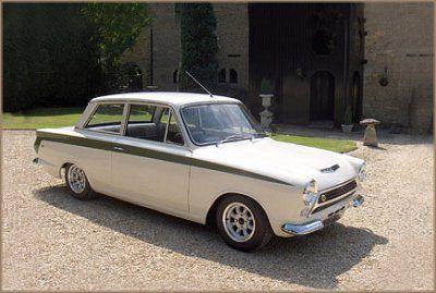 1964 Lotus Cortina SE