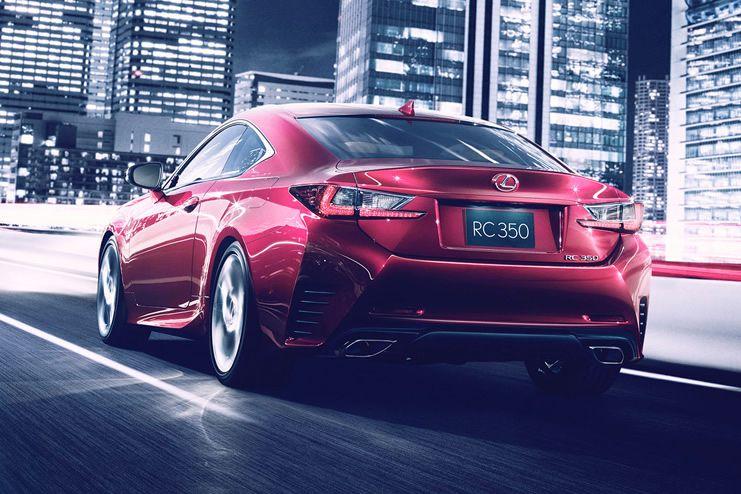 Lexus RC Coupe Lexus cars, Lexus