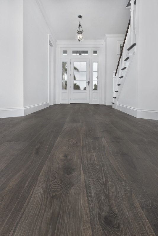 Beautiful Arimar Rossell Wide Plank Wood Floors Purchased At And Installed By The Wood Floor Wood Floors Wide Plank Modern Wood Floors Laminate Flooring Colors
