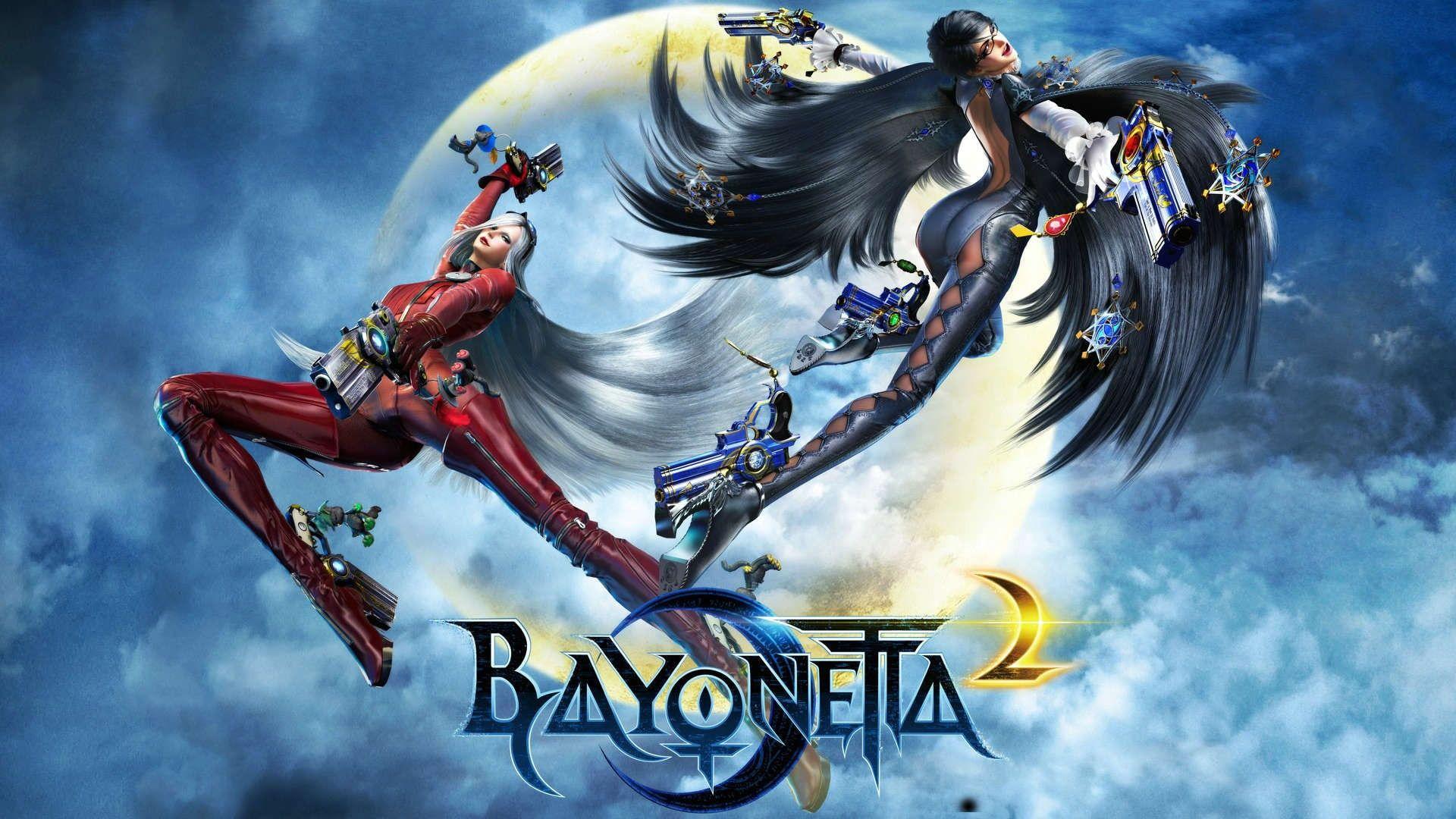 Bayonetta Bayonetta 2 Video Games 1080p Wallpaper Hdwallpaper Desktop Bayonetta Wii U Video Games