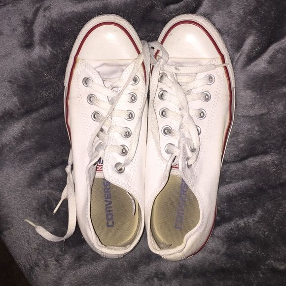 Converse Been worn but not bad condition at all. Converse Shoes Sneakers