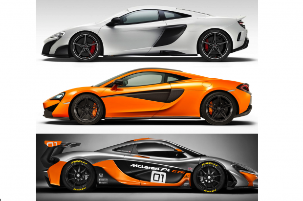 Your Guide To The Mclaren Car Lineup