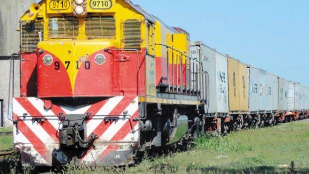 ferrocarriles del sud: DISMINUYEN LAS CARGAS TRANSPORTADAS POR TREN