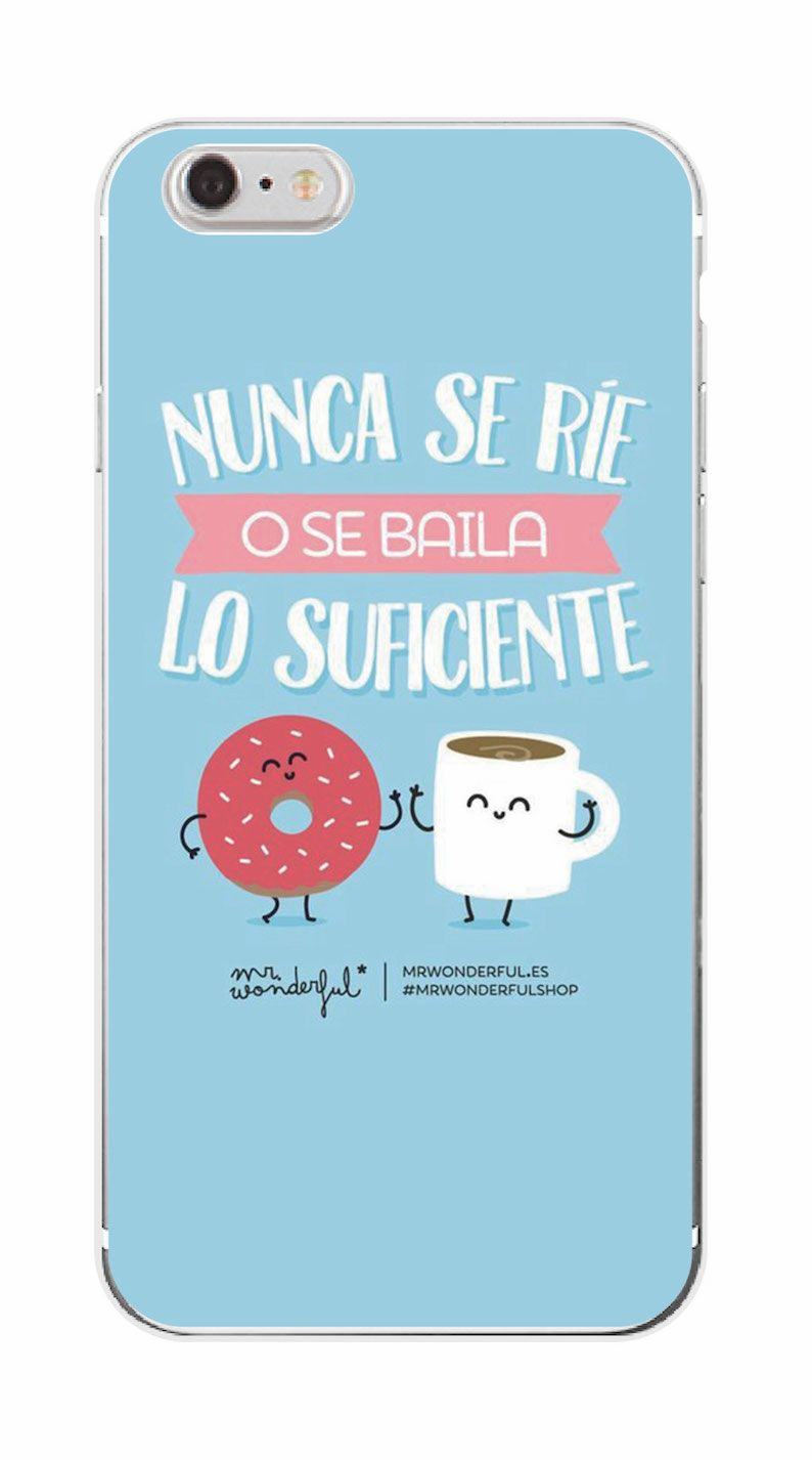 fundas iphone 7 plus mister wonderful