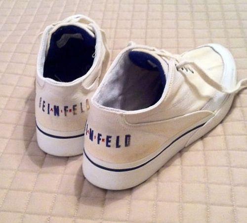 the latest c7a91 cf097 Nike vs. Seinfeld