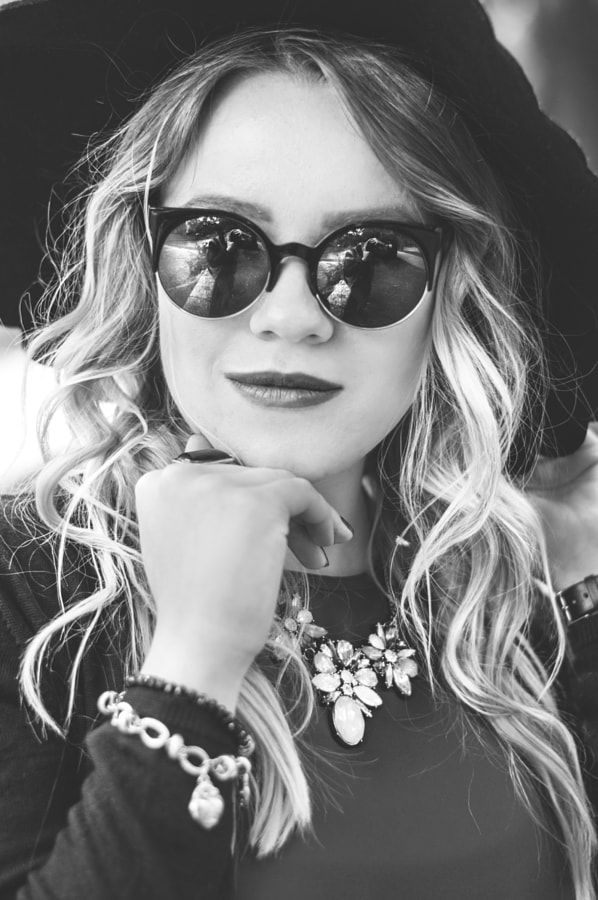 0a728643e90  portrait  classy  urban  wear  modern  outfit  hat  glasses  accessories   fashion  clothes  city  beautiful  eyes  face  makeup  hairstyle  girl   young ...