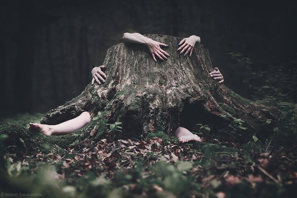 Grow with me / die with me by RonnyEngelmann.