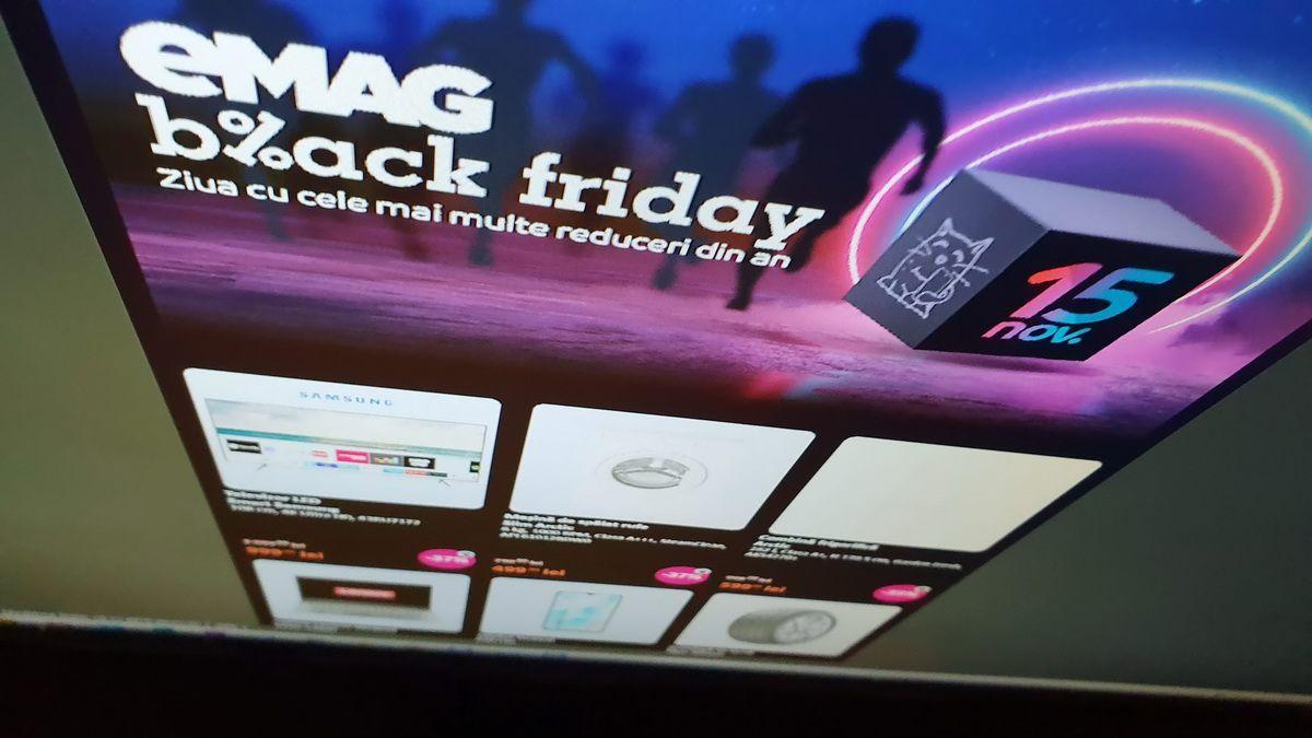 Catalogul Complet De Reduceri Black Friday De La Emag E Aici Si Include O Sumă Consistentă De Bunătăţi Desktop
