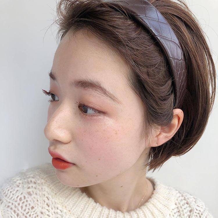 ショートヘアもばっちり決まる 短髪さんにおすすめのヘアアレンジ集