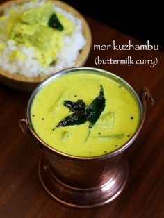 Mor Kuzhambu Recipe More Kulambu Recipe Mor Kulambu Recipe Recipe Kulambu Recipe Recipes Indian Food Recipes Vegetarian