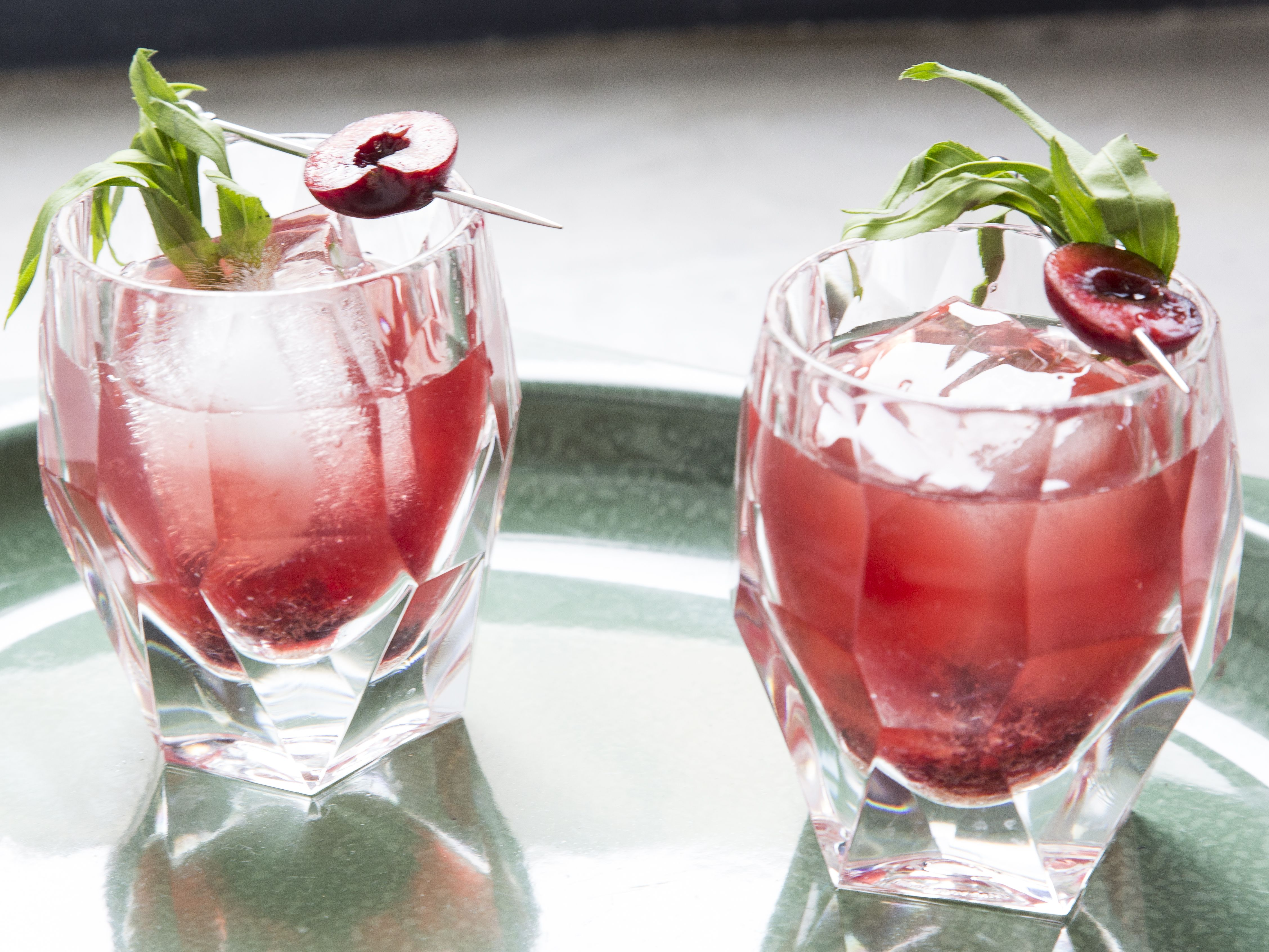 Cherry Old Fashioned Cherry Recipes Cherry Cocktail Recipes Sour Cherry Recipes