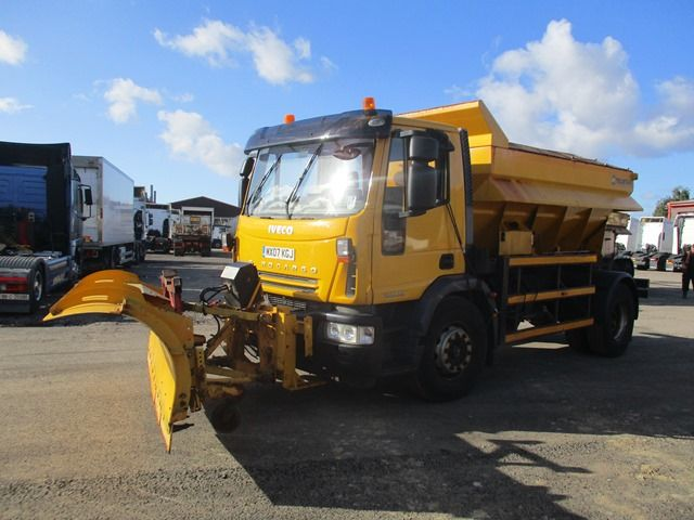 IVECO EUROCARGO 180E25 | Truck And Plant Online | Trucks