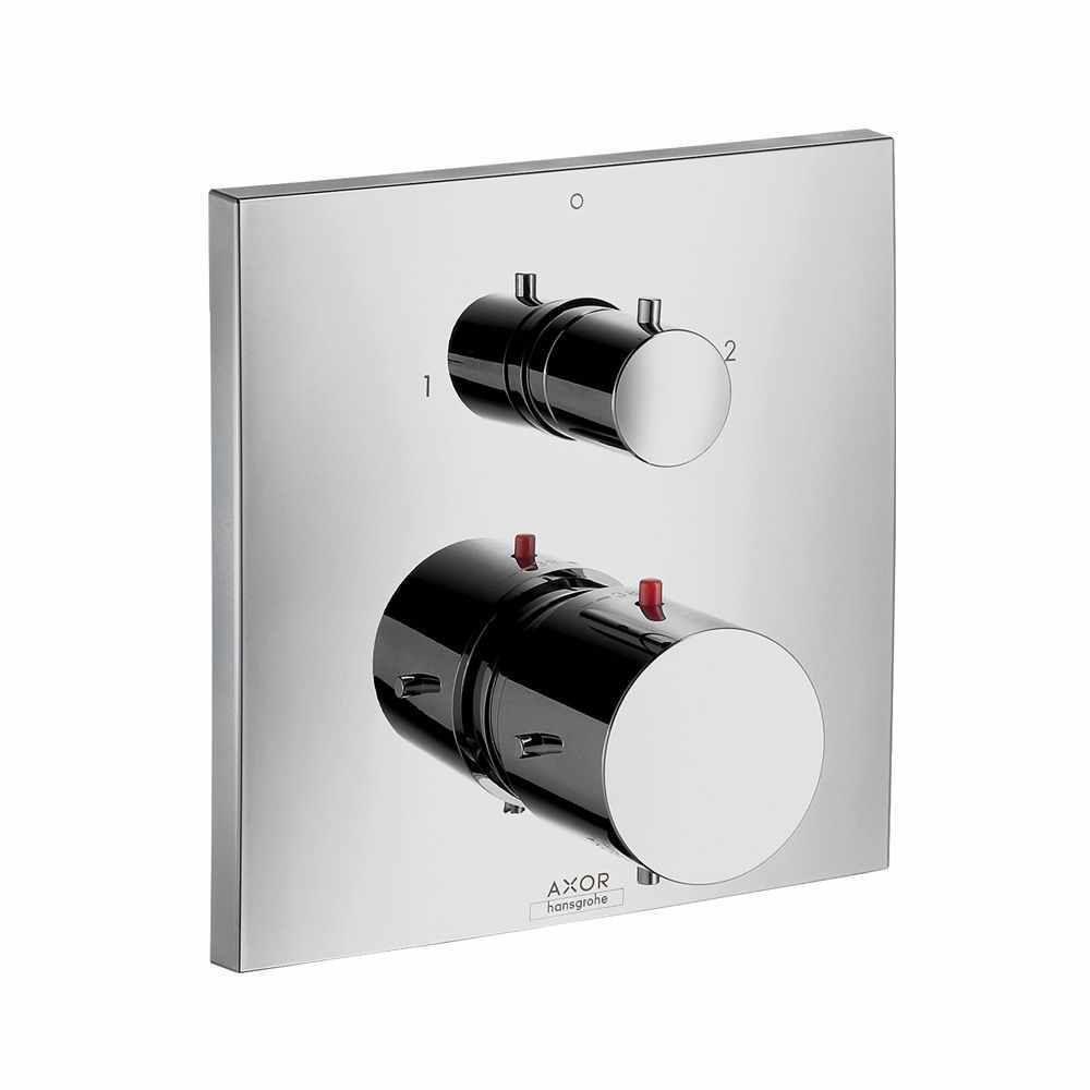 hansgrohe axor starck x shower valve with shut off u0026 diverter