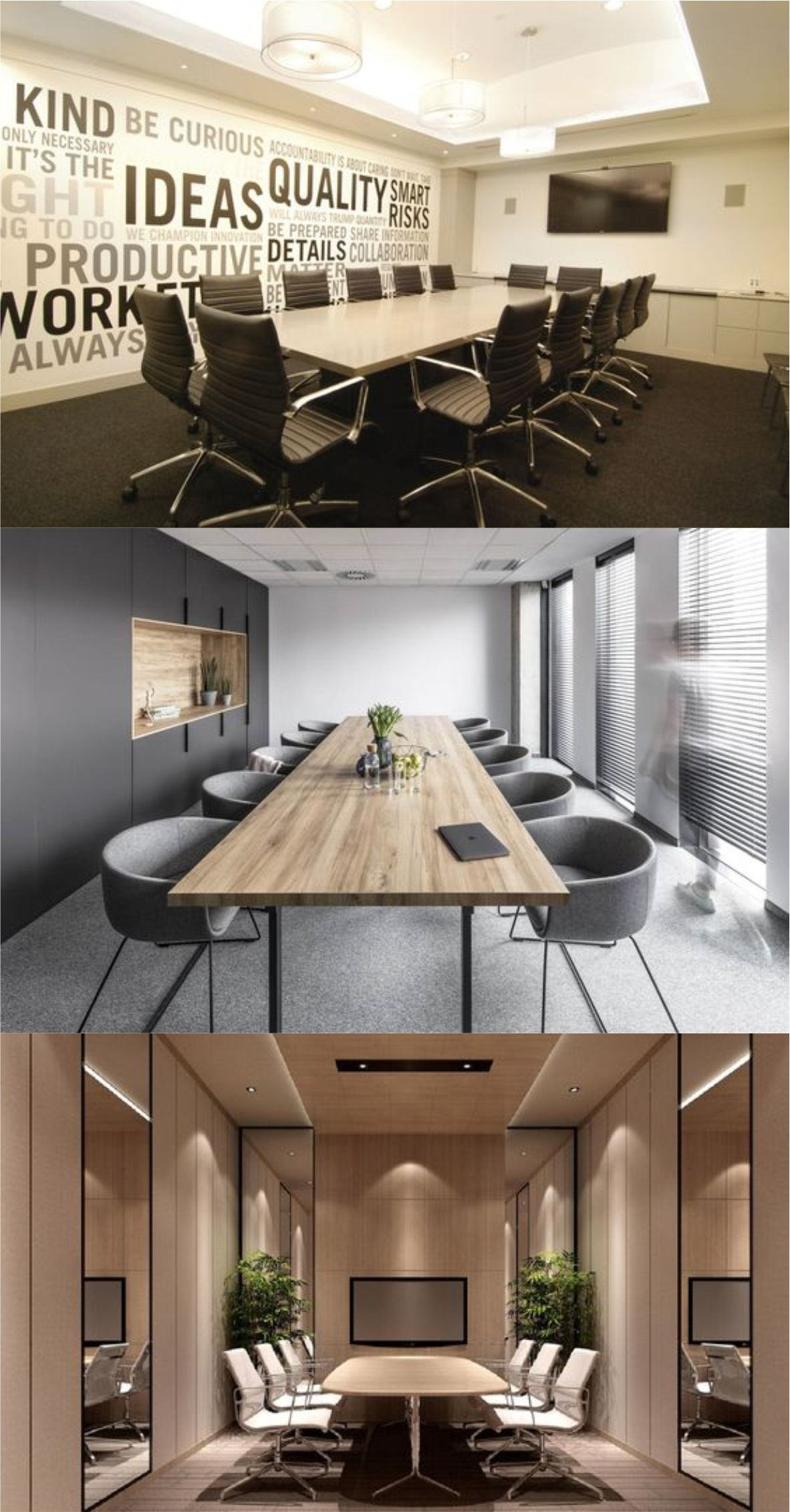 8 Tips for Designing a Conference Room That'll Wow Clients ...