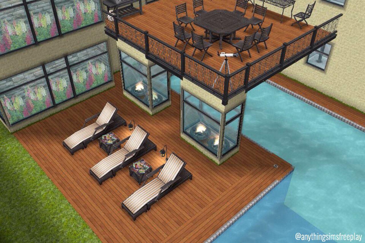 Anything Sims Freeplay Maison Sims 3 Maison Sims Plan Maison