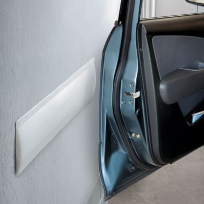 As You Get In Or Out Of Your Car The Auto Wall Guard Will Help