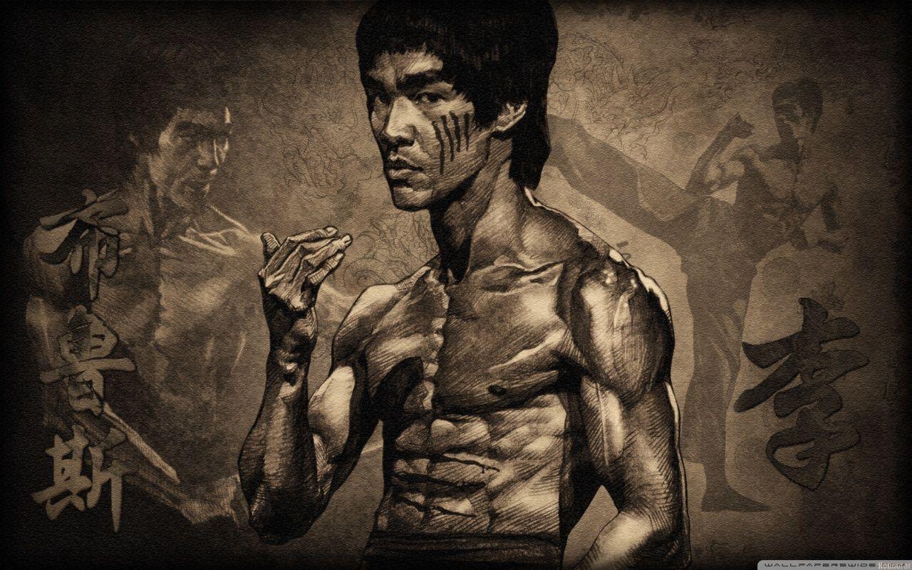 Bruce Lee Hd Desktop Wallpaper High Definition Fullscreen Mobile Bruce Lee Kung Fu Photos