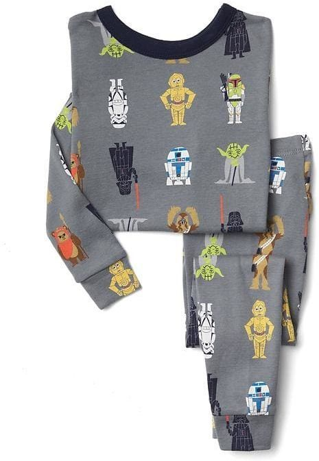 Gap Star Wars Print Sleep Set Baby Clothes Kids Clothes