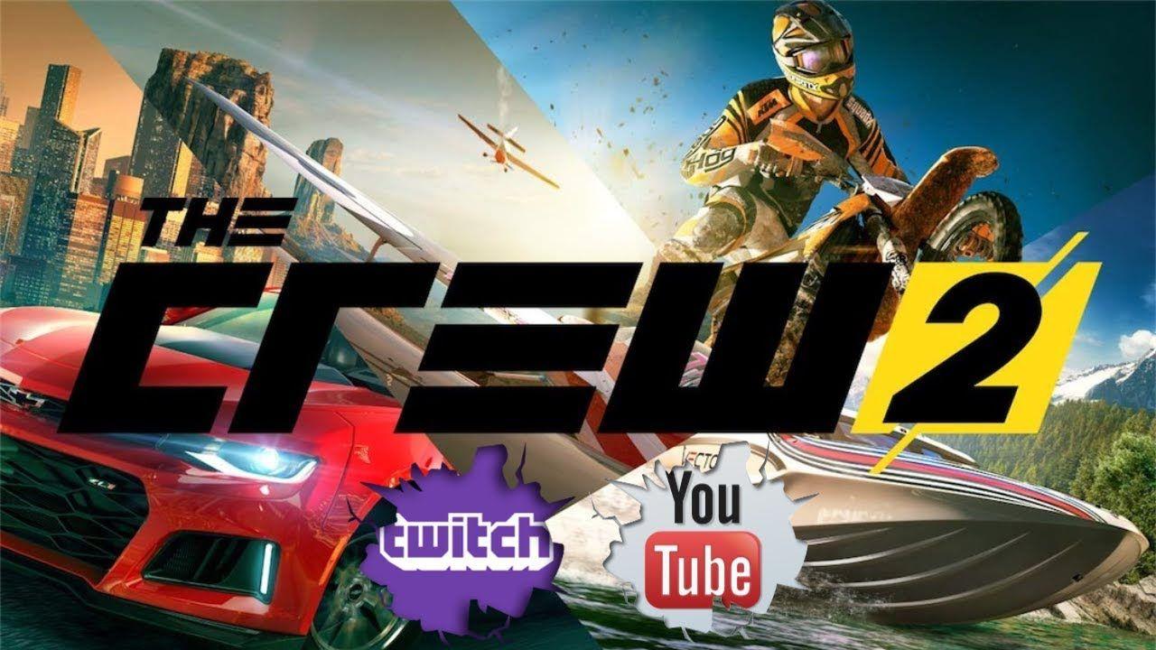Messing Around On The Crew 2 Open Beta Gameplay Walkthrough