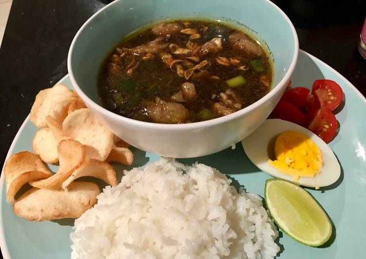 Resep Soto Rawon Daging Legitttt Oleh Fitri S Kitchenette Resep Resep Resep Masakan Masakan