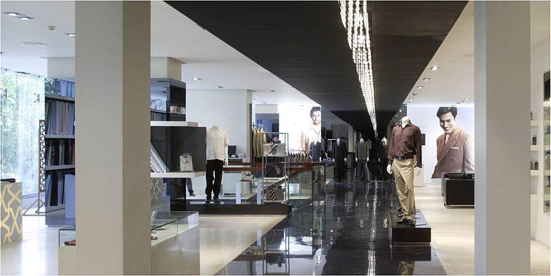 Raymond Mumbai Interior Design Structures Design