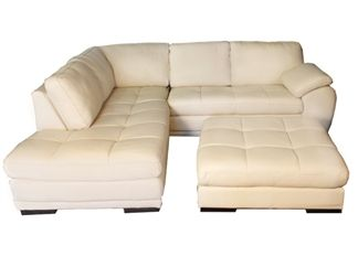 Miami   Palliser Leather LF Chaise Sectional|Town And Country Leather  Furniture