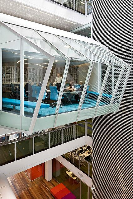 One Shelley Street Office Interior by Clive Wilkinson Architects 5/30 by yossawat.com, via Flickr