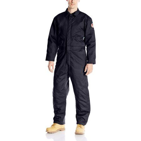 walls fr men s flame resistant insulated coverall hrc on walls workwear insulated coveralls id=57283