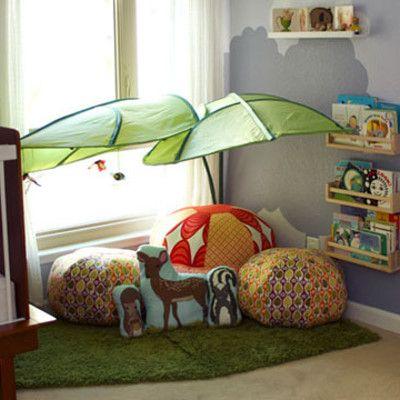 ATELIER Martina Egenter: Kinderzimmer Nr.5   Kuschelecke | For Mariah |  Pinterest | Kuschelecke, Kinderzimmer Und Kita