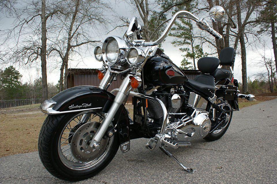 HarleyDavidson Softail 1999 Harley Davidson FLSTC