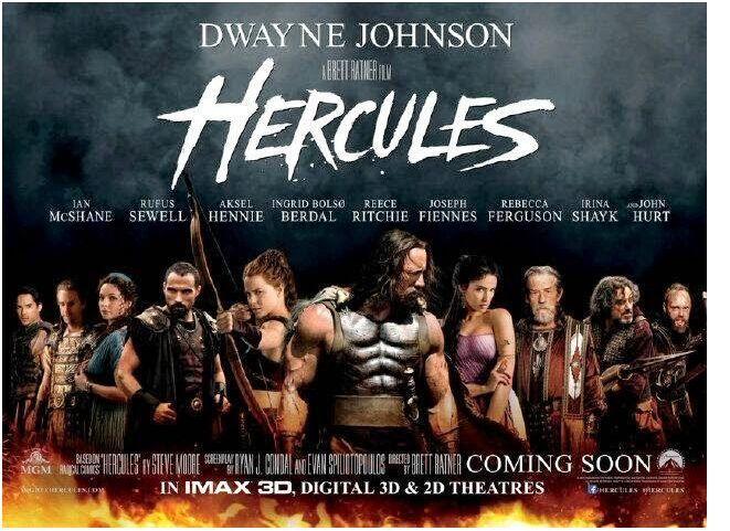 Asyik Juga Nonton Dwayne Johnson Yang Berperan Sebagai Hercules Manusia Setengah Dewa Putra Zeus Hercules Hercules Movie Hd Movies Download