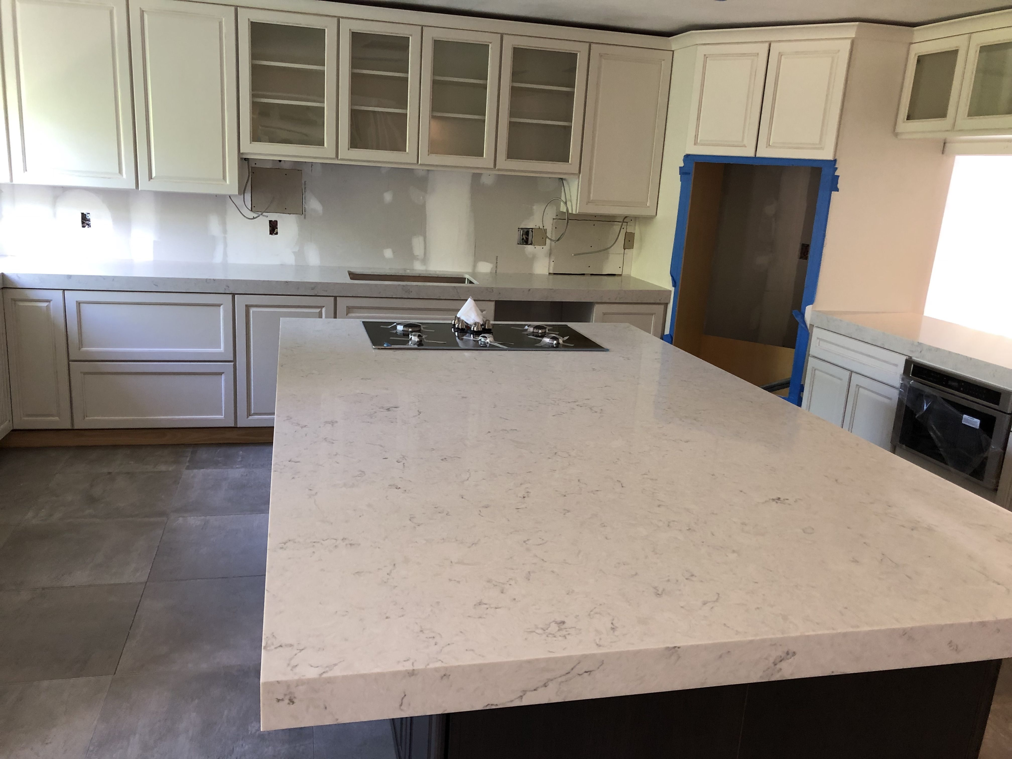 Why Select Carrara Mist For Your Countertops Installation Quartz