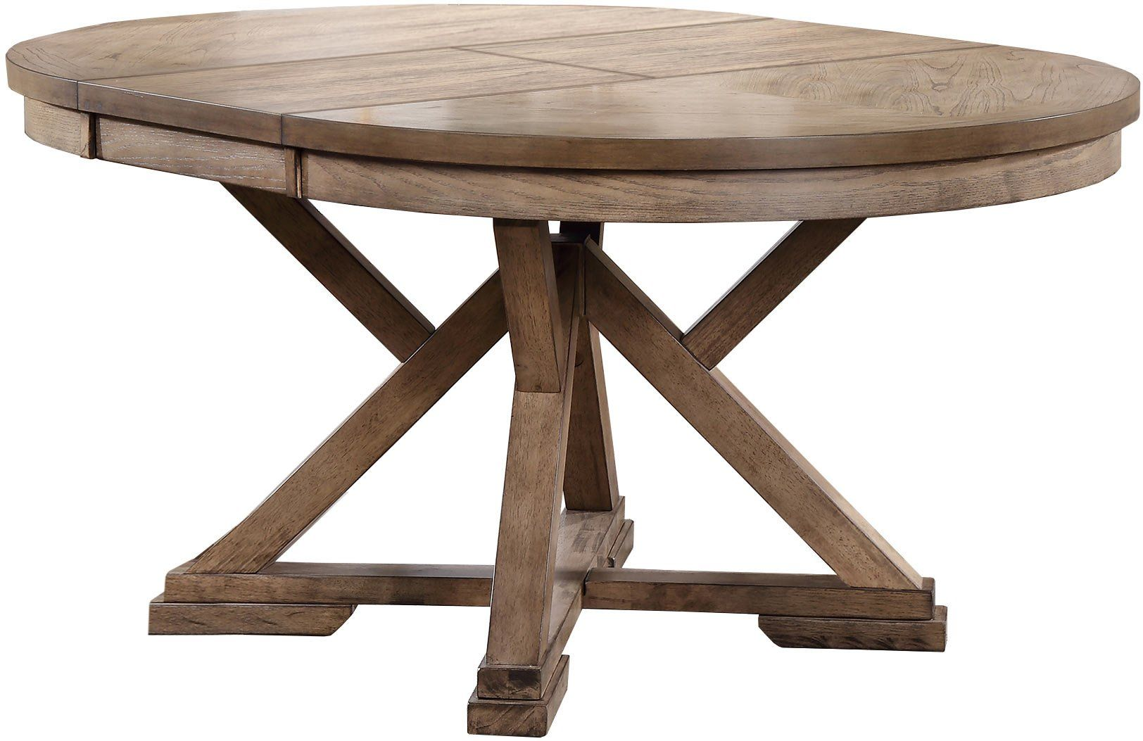 Mushroom Round Dining Table Grandview Rc Willey Furniture Store Round Dining Table Oval Table Dining Dining Table