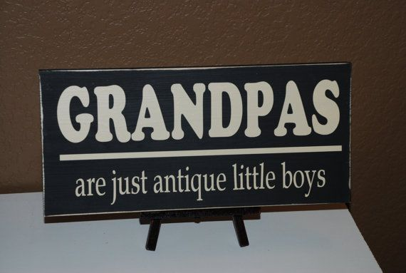Father S Day Gift For Grandpa Custom Wood Sign Papa Gift