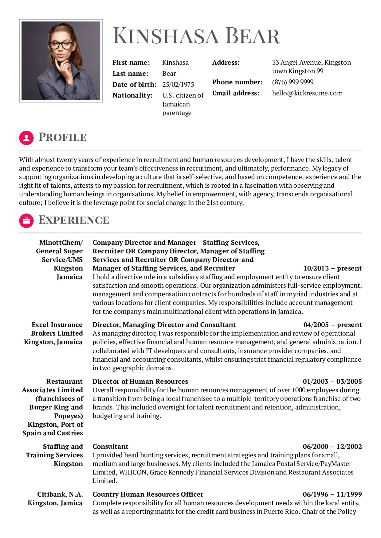 Here Some Writing Tips And Examples Of Human Resources Resume Resume Examples Human Resources Resume Resume Words