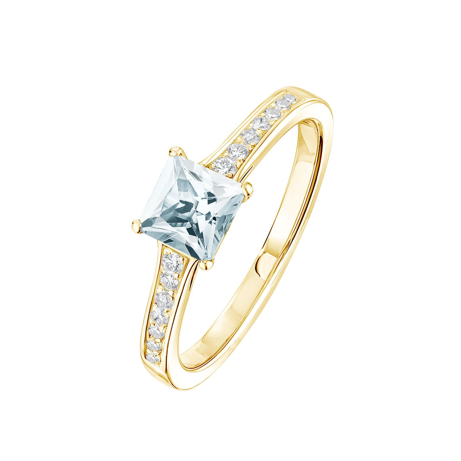 valeur bague or et diamant