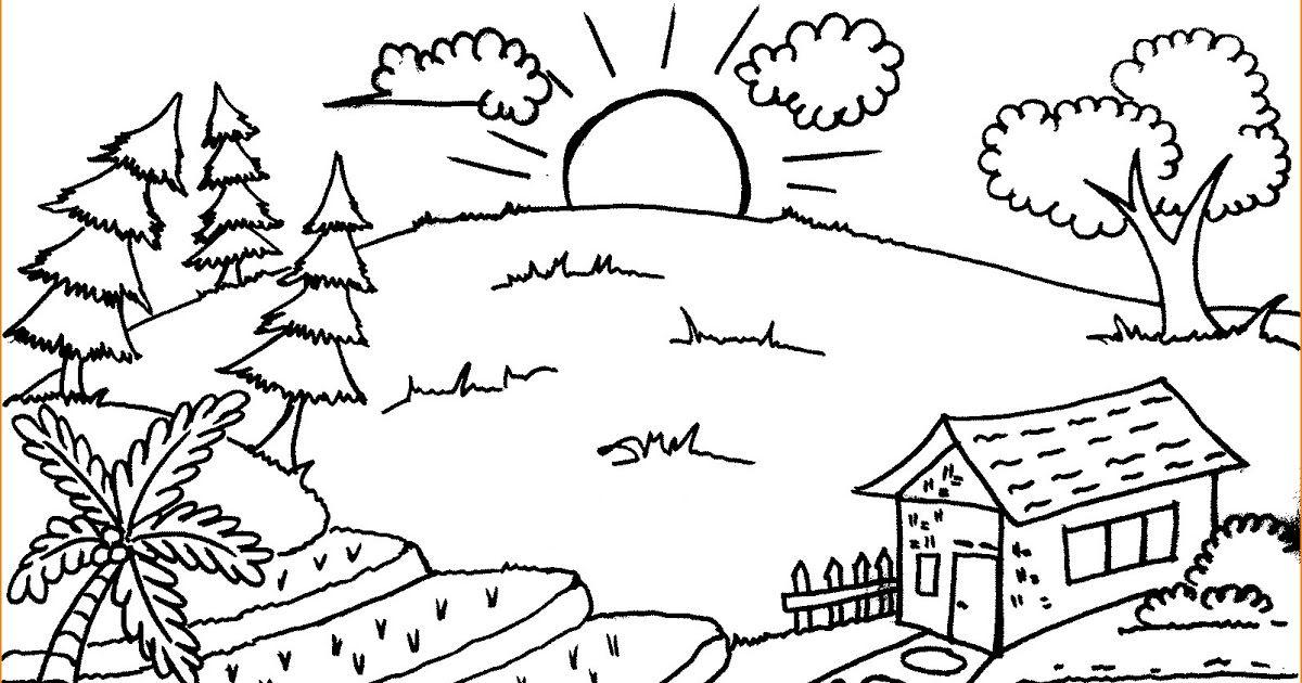 30 Sketsa Gambar Hewan Dan Pemandangan Agar Hasilnya Terlihat Seperti Aslinya Nah Untuk Sketsa Gambar Hewan Berkak Di 2020 Cara Menggambar Kritik Seni Buku Mewarnai