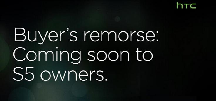 NIEUWS  Claudia Rahanmetan 24 februari 2014 20:55 uur HTC's eerste antwoord op de Samsung Galaxy S5