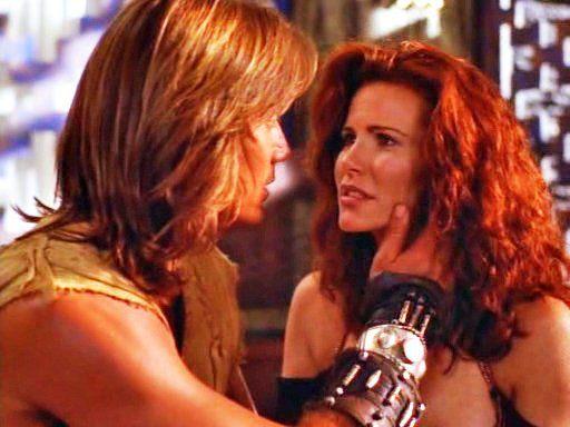 Hercules Legendary Journeys Redhead