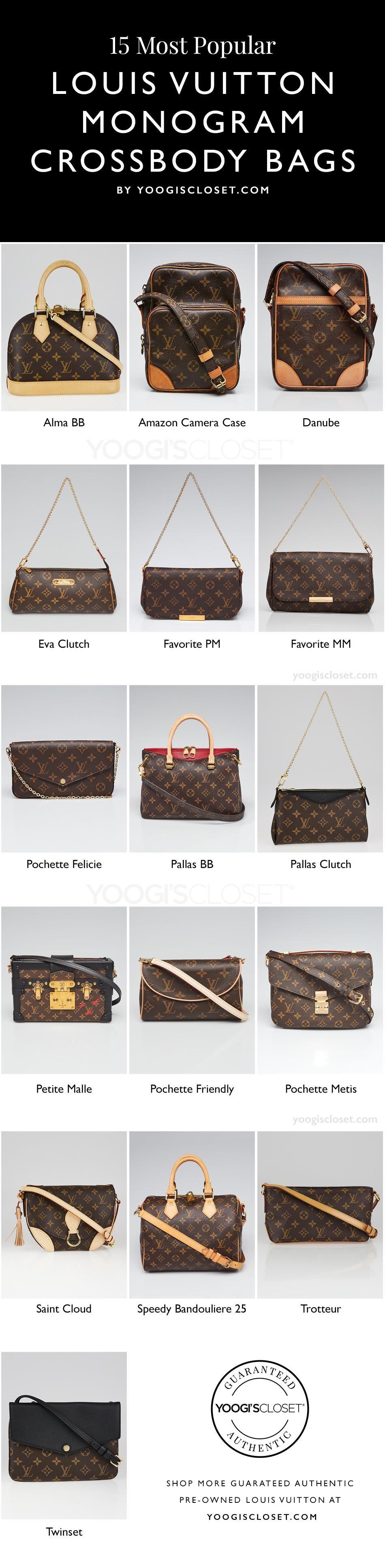 15 Most Popular Louis Vuitton Monogram Small Crossbody Bags Monogram Crossbody Bag Louis Vuitton Crossbody Bag Small Crossbody Bag