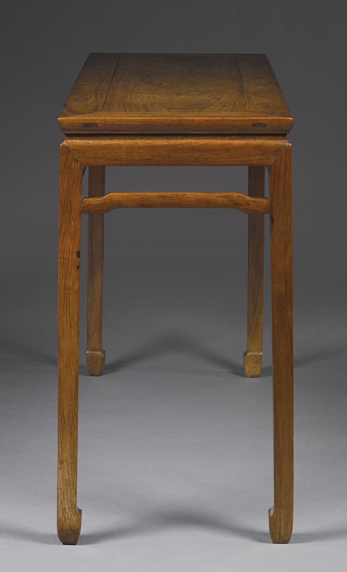 A Huanghuali Side Table Tiaozhuo Ming Dynasty 17th Century