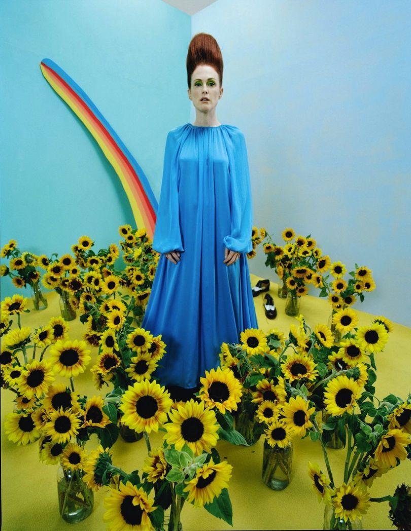 Julianne Moore © Tim Walker