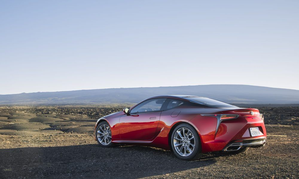 2020 Lexus Lc Flagship Coupe Refined In 2020 Coupe Lexus