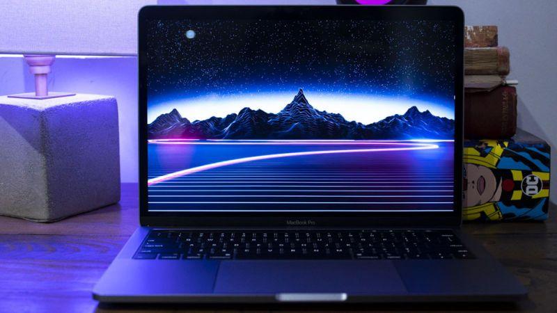 Macbook Camera Blur